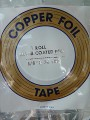 "COPPER FOIL - 3/8"" SILVER BACK"