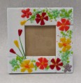 Friday Night Fusing - Flower Power Photo Frame - August 14, 2020