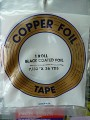 "COPPER FOIL - 7/32"" BLACK BACK"