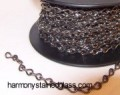 JACK CHAIN - 16 GAUGE - BLACK - 5 FT