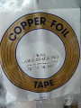 "COPPER FOIL - 7/32"" SILVER BACK"