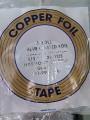 """COPPER FOIL - 1/2"""" SILVER BACK"""