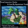 STAINED GLASS LITE CD - 130 PATS