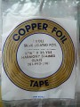 "COPPER FOIL - 3/16"" SILVER BACK"