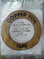 """COPPER FOIL - 3/16"""" SILVER BACK"""