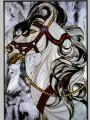 CKE - WHIRLIGIRL CAROUSEL HORSE