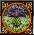 Intermediate Stained Glass Workshop - Tuesday, June 15, 2021