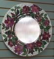 Round Reflections Mosaic Mirror Class - Saturday, November 21, 2020