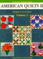 AMERICAN QUILTS 2 BY SARA GUYOL