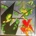 Intermediate Stained Glass Workshop - Tuesday, October 5, 2021