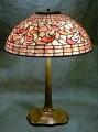 "16"" Vine Ornament Lamp Kit with Mold, Pattern, Wheel, Ring & Rim"