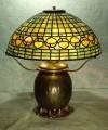 "16"" Acorn Lamp Kit with Mold, Pattern, Wheel, Ring & Rim"