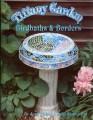 TIFFANY GARDEN BIRDBATHS & BORDERS