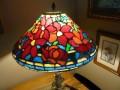 "16"" Peony Lamp Kit with Mold, Pattern, Wheel, Ring & Rim"