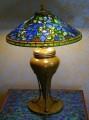 "18"" Clematis Lamp Kit with Mold, Pattern, Wheel, Ring & Rim"